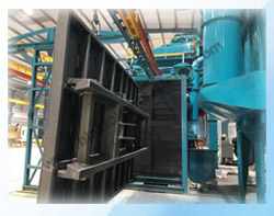 Automatic Shot Blasting Machines