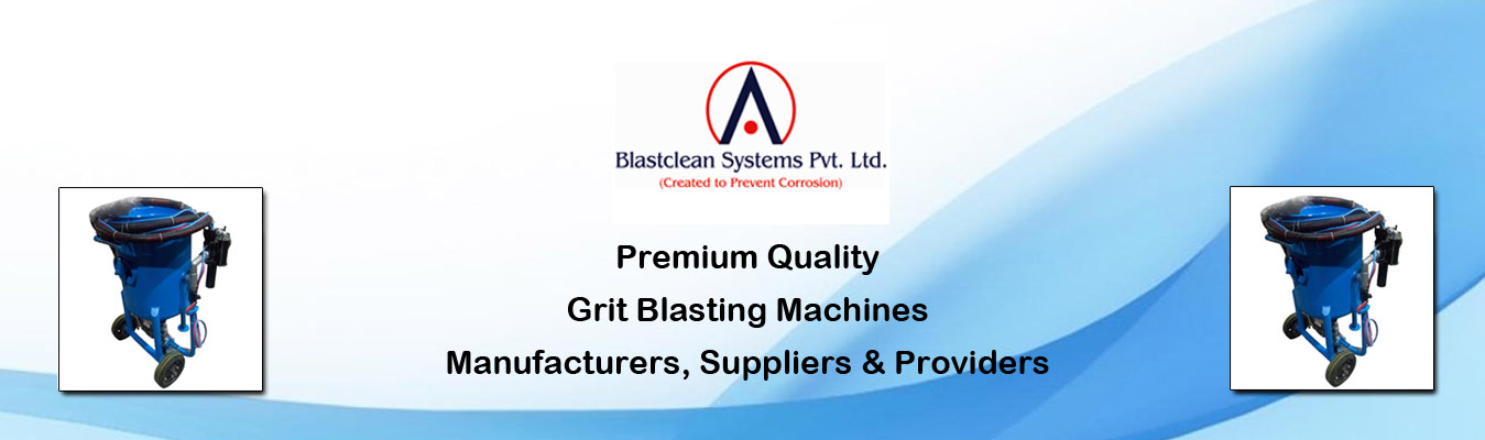Grit Blasting Machines