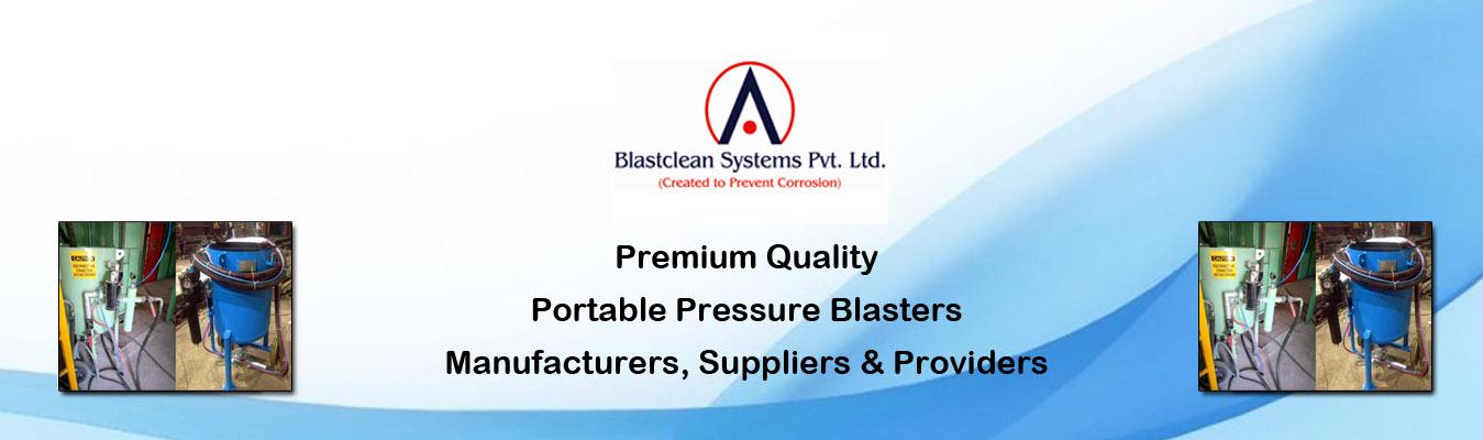 Portable Pressure Blasters