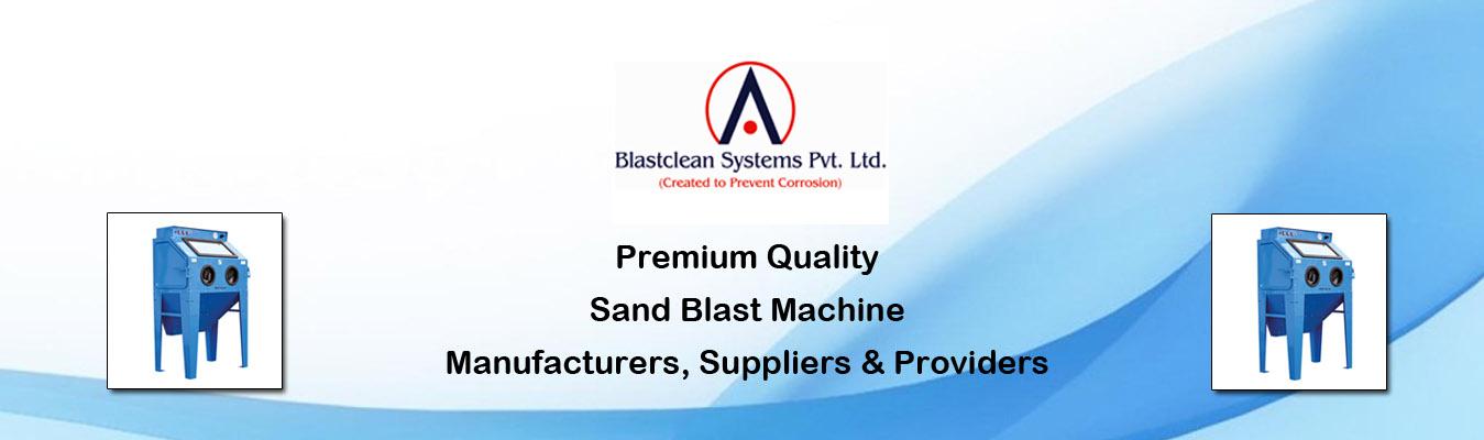 Sand Blast Machine