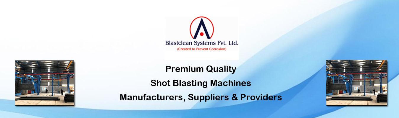 Shot Blasting Machines